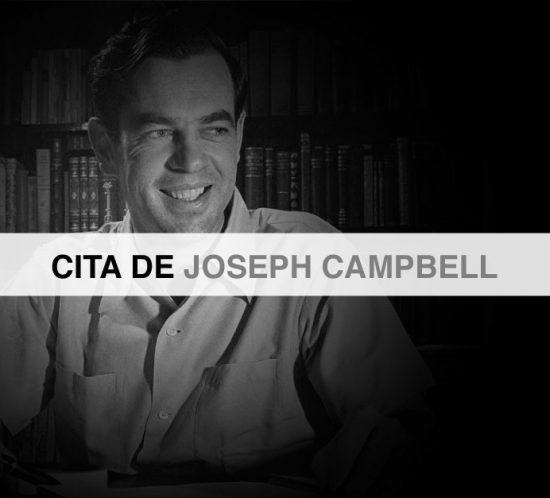 Cita de Joseph Campell